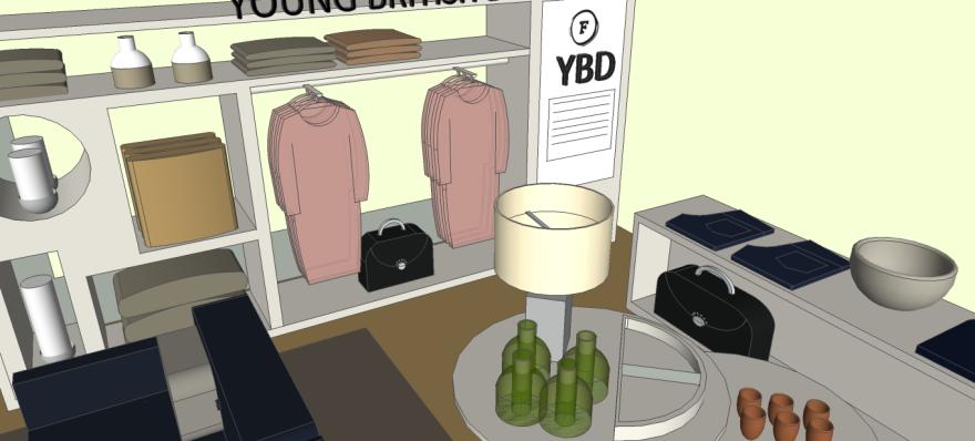 concept store colour